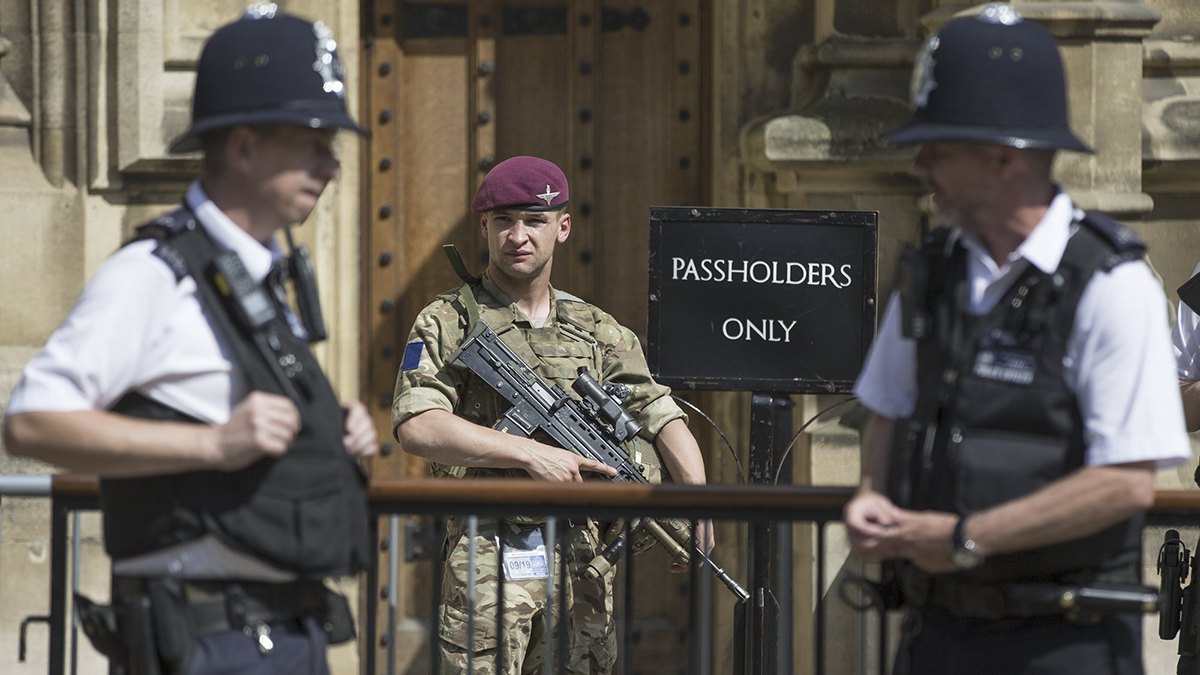 Foto: Ross Tilly/Defence Images
