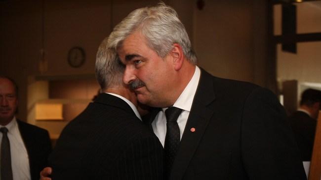 """Ambassadör Håkan Juholt: """"Vi håller på att avveckla demokratin!"""""""