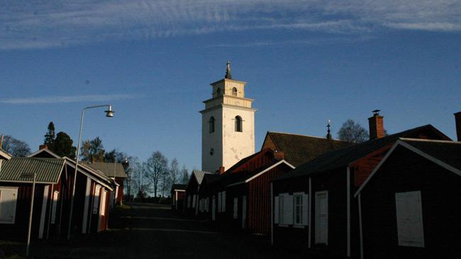 Luleå. Foto: Stephan Herz/wikipedia