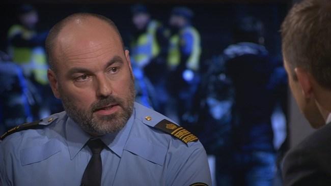 Gränspolischefen i Agenda: Vi klarar inte detta