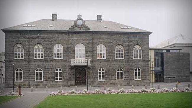 Alltinget i Reykjavik. Foto: Wikipedia