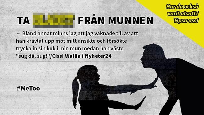 """Juridiska klagomål från Aftonbladet: Därför pixlar vi """"Ta bladet från munnen""""-bilden"""