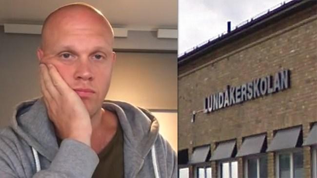 """Gislaveds högstadieskolor nöjda med Joakim Lamotte: """"Föreläsningen var positiv"""""""