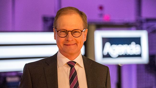Mats Knutson på SVT. Foto: Nyheter Idag
