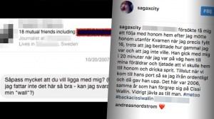 Tredje tjej träder fram: Berättar att Aftonbladet-mannen försökte bjuda hem henne på sprit när hon var 16