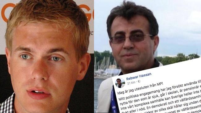 Stockholmspolitiker utesluten ur Miljöpartiet - Kritiserade politisk islam och klanstrukturer
