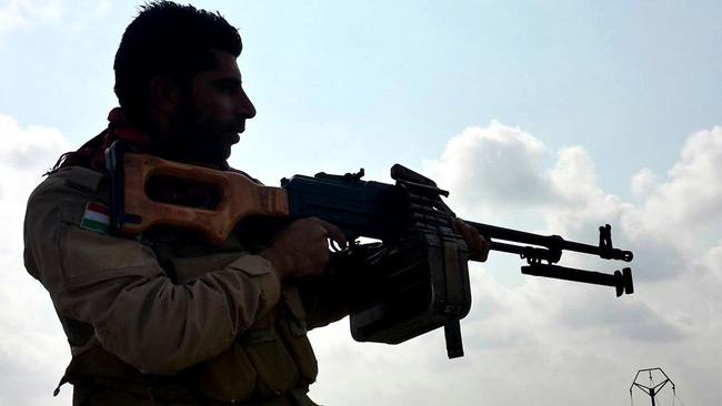 Peshmerga. Foto: Flickr