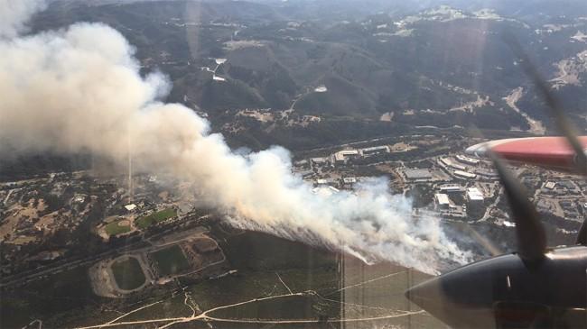 Foto: California fire