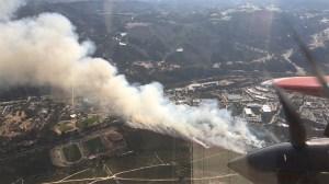 Över 40 döda i bränder i Kalifornien