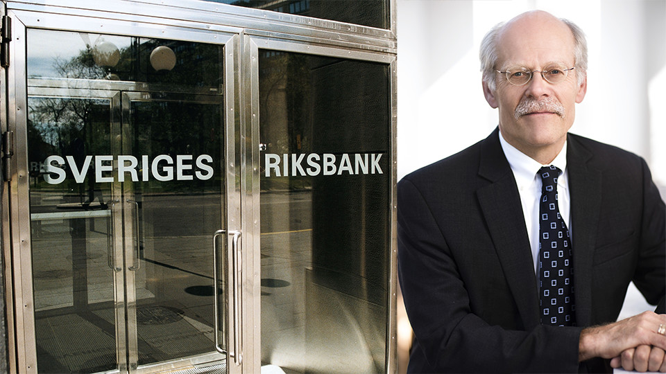 Stefan Ingves. Foto: Riksbanken