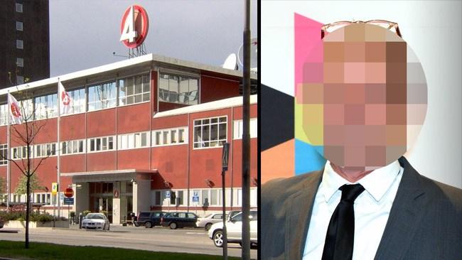 TV4 i krismöte efter att känd profil anklagas för trakasserier