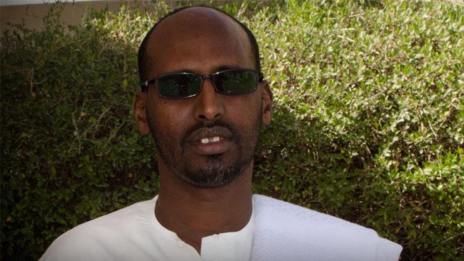 Mohamud Abdi Jama. Foto: Nyheter Idag.