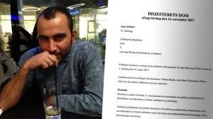 IS-terrorist som är född och uppväxt i Danmark blir av med sitt medborgarskap och utvisas