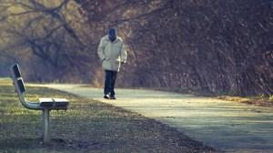 Äldre man sade hej till kvinna – polisanmäldes för ofredande