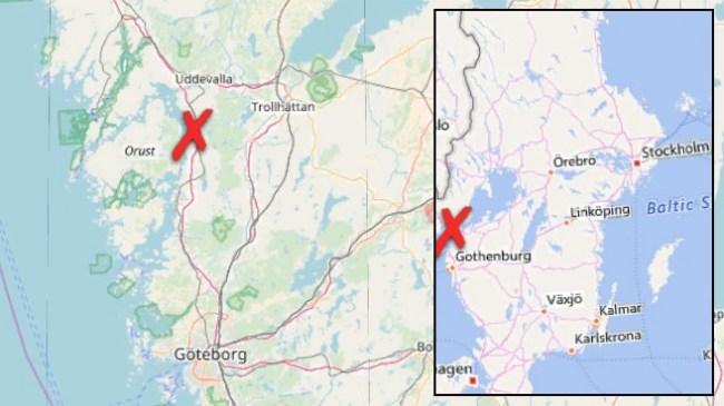 Dömdes för att ha smugglat pistoler till Sverige – släpptes trots det fri – nu misstänks han för mordbrand i Ljungskile