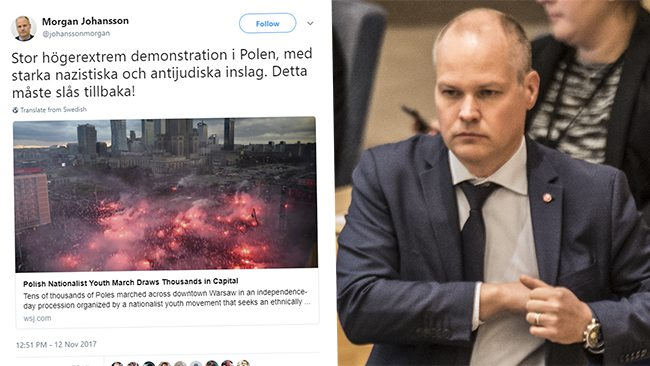 Foto: Faksimil/Nyheter Idag