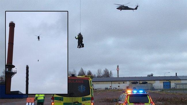 Foto: Helikopterflottiljen