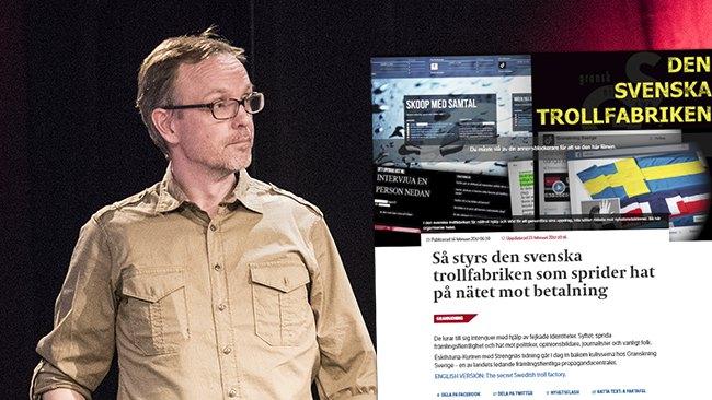 Mathias Ståhle. Foto: Nyheter Idag/Faksimil