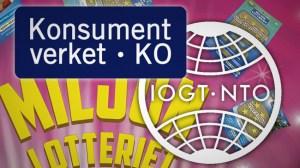 Konsumentombudsmannen stämmer IOGT-NTO på miljonbelopp