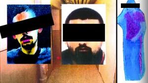 Här är de åtalade männen: Gruppvåldtog och misshandlade kvinnan i timmar
