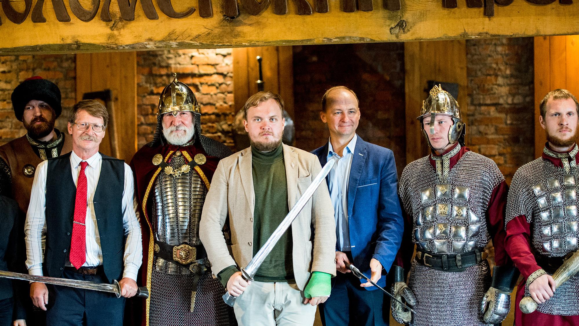 Den svenska diplomaten – del 2