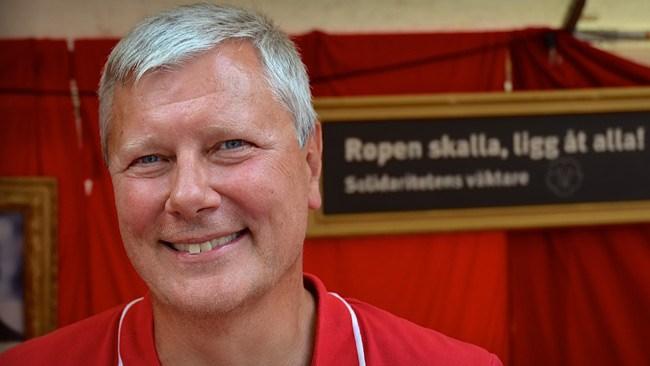 Lars Ohly lämnar Vänsterpartiet i protest