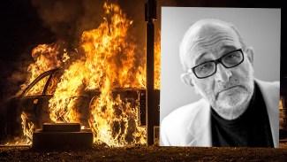 Jerzy Sarnecki varnar för inbördeskrig