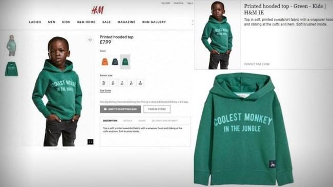 """Familjen till barnet i H&M-reklamen har flyttat av säkerhetsskäl: """"Jag är en sell out för dem, en skam för svarta"""""""