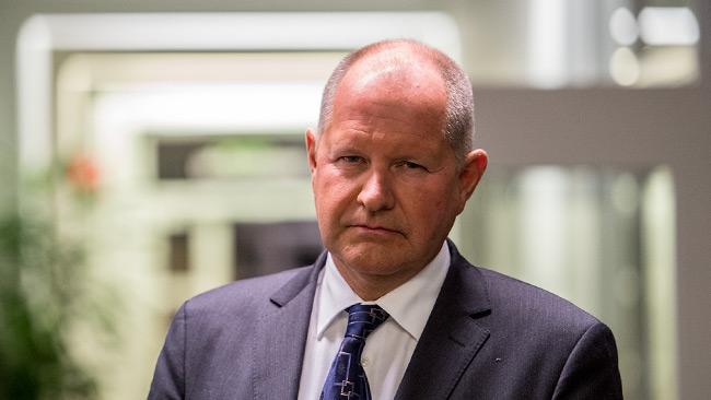 Rikspolischef Dan Eliasson. Foto: Nyheter Idag