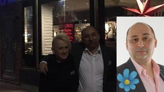 """""""Även miljöpartister ser att samhället blivit otryggare"""": Gruppledare för SD om nya partikollegan från MP"""