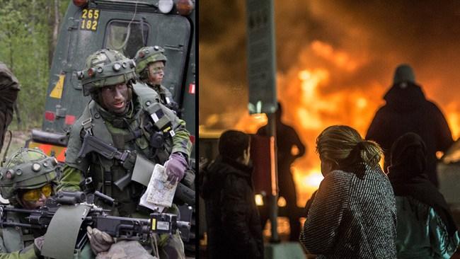 Försvarshögskolans markoperativa forskare: Så kan militären användas mot kriminella gäng