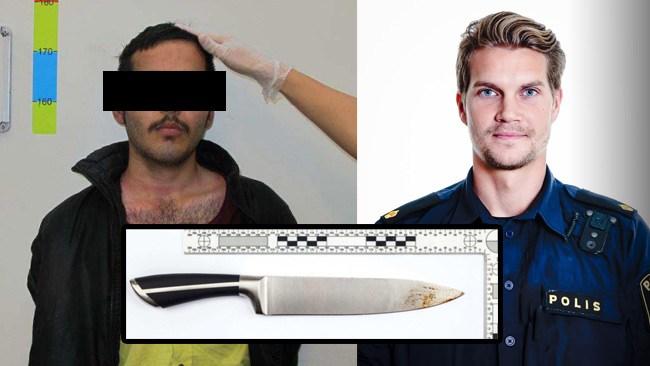 Advokaten: Detta kan fria den ensamkommande från mordförsök mot Ted Eriksson