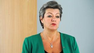 Arbetsmarknads- och etableringsminister Ylva Johansson (S). Foto: Wikimedia commons