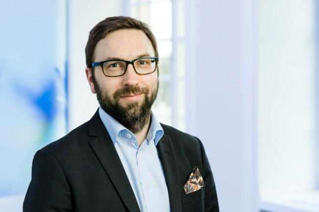 Foto: Pressbild Liberalerna  Fredrik Malm är migrationspolitisk talesperson för Liberalerna