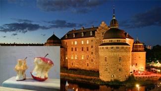 Örebro kommuns satsning i problemområdet Vivalla: 660 000 skattekronor på ett äppelskrutt i plåt