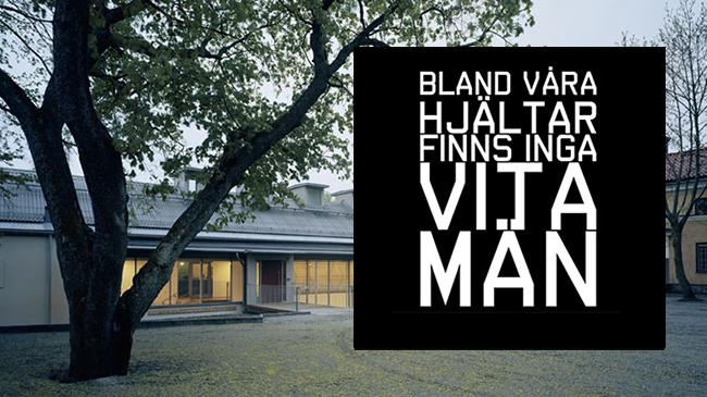Foto: Pressbild Mångkulturellt Centrum/Twitter
