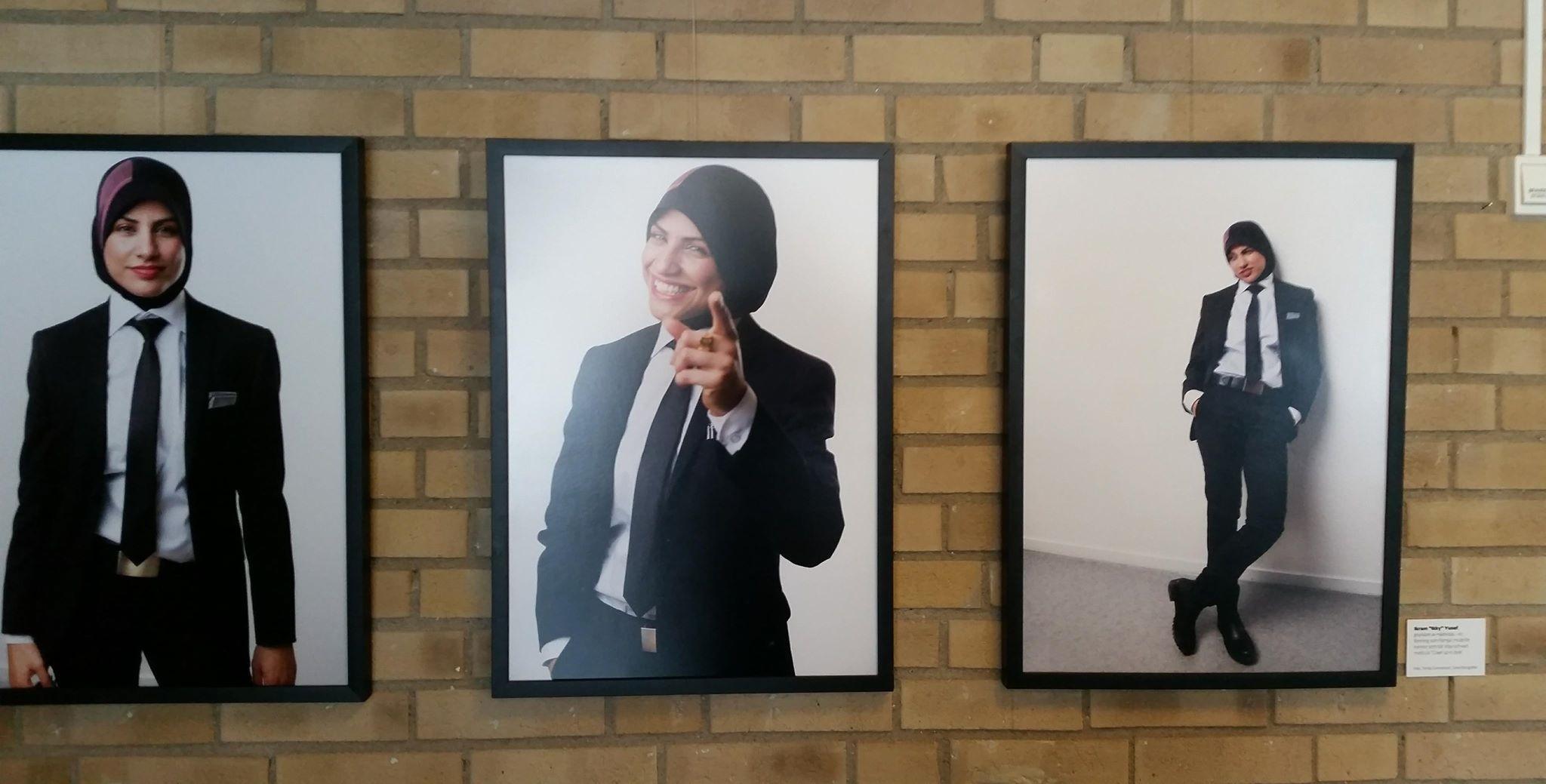 Foto: Läsarbild Hijabista
