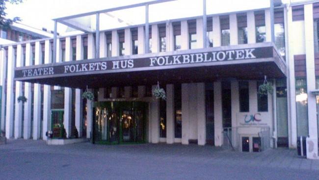 Foto: Wikipedia/Creative Commons Sandvikens Folkets Hus