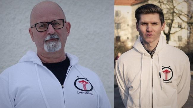 Springare och Allard toppar Örebropartiets vallistor