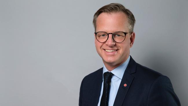 Närings- och innovationsminister Mikael Damberg. Foto: Kristian Pohl/Regeringskansliet
