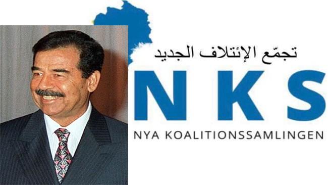 Partiledare för nybildat parti hyllar Saddam Hussein på Facebook