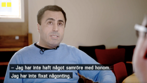 Özz Nûjen konfronteras om Rakhmat Akilov