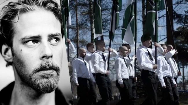 Svensk vinner norskt pris för dokumentären som SVT inte vill sända
