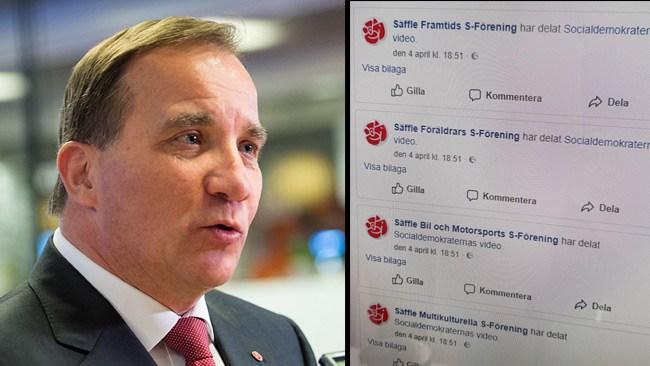 Så fejkar Socialdemokraterna engagemang med misstänkta trollsidor på Facebook
