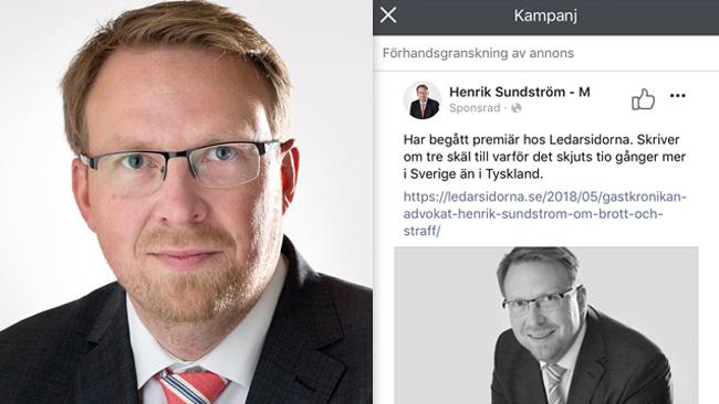 Flera svenska toppolitiker har blivit fortalade