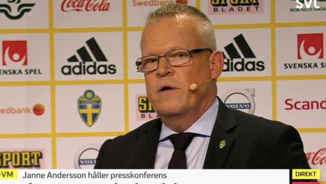 Efter mångfaldsfrågan till Janne Andersson – här är SR-reporterns förklaring
