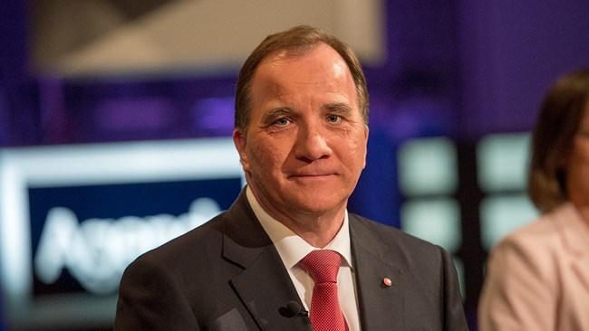 Rättelse: Felaktigt uppgift om Stefan Löfven