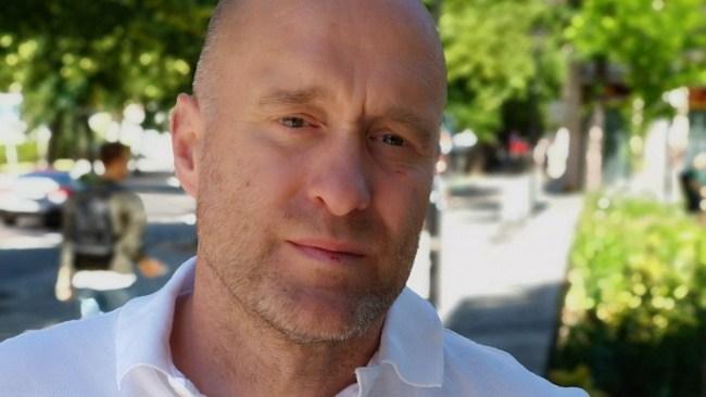 """""""Det finns ingen toxisk manlighet"""" – David Eberhard om det svenska könsexperimentet"""