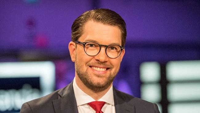 Unik Sentiomätning: Flest anser att Jimmie Åkesson vore bästa statsministern