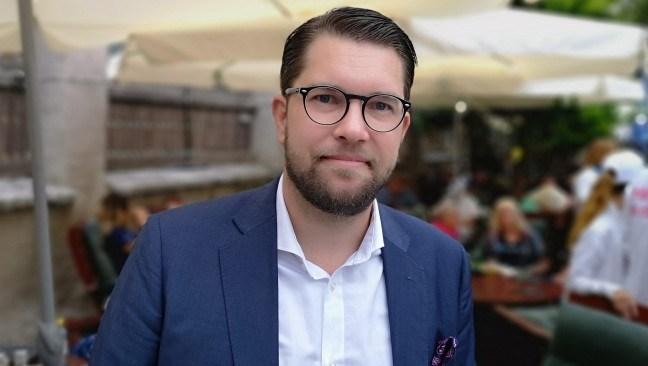 """Åkesson: """"En merit att inte ha haft ansvar för hur landet ligger"""""""